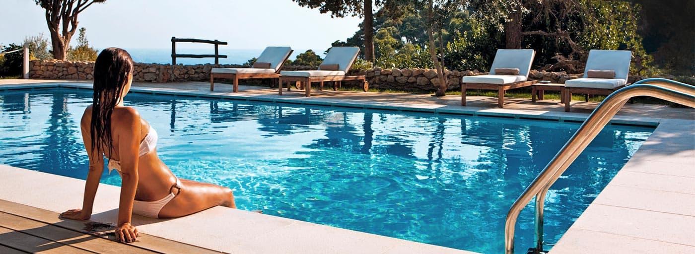 Hotel La Minerva Capri Boutique Hotel Italy Official Web Site